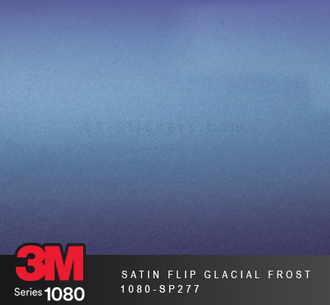 Film Covering 3M 1080 - Satin Flip Glacial Frost