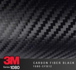 Film Covering 3M 1080 - Carbon Fiber black