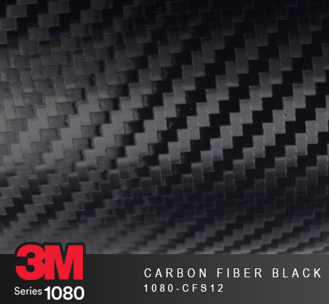 Film Covering 3M 1080 - Carbon Fiber black