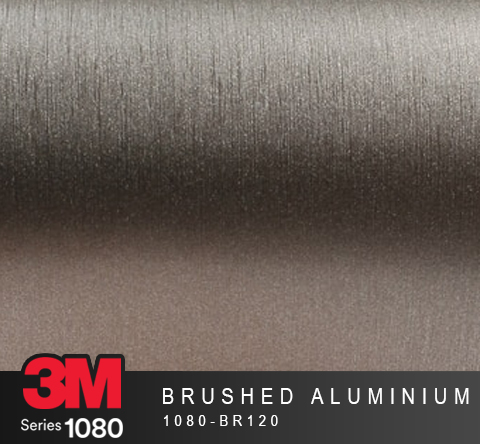 Film Covering 3M 1080 - Brushed Aluminium