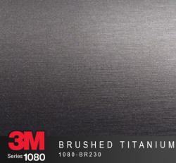 Film Covering 3M 1080 - Brushed Titanium