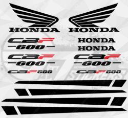 Planche Honda CBF 600
