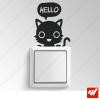 Sticker  - chat hello manga