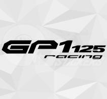 Sticker Derbi GP1 125 Racing