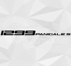 Sticker Ducati 1299 Panigale S