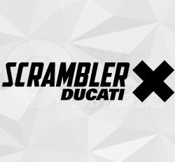 Sticker Ducati Scrambler