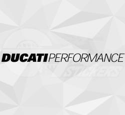 Sticker Ducati Performance
