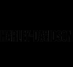 Sticker Harley Davidson Vintage