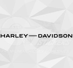 Sticker Harley-Davidson 2020