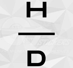 Sticker Harley-Davidson HD 2020