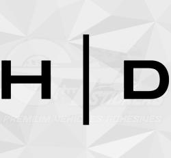 Sticker Harley-Davidson HD 2020 Horizontal
