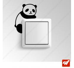 Sticker - grand panda