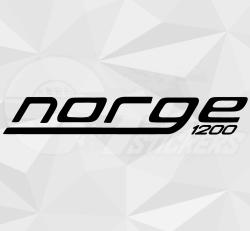 Sticker Moto Guzzi Norge 1200
