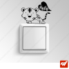 Sticker  - Tigre hello