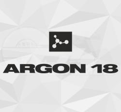 Sticker Logo Argon 18