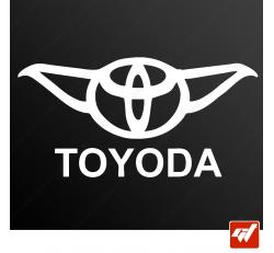 Stickers Fun/JDM - Toyoda