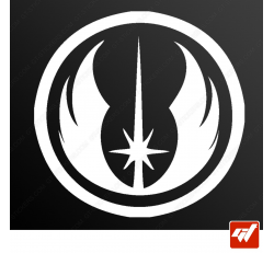 Stickers Fun/JDM - Jedi