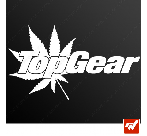 Stickers Fun/JDM - Top Gear