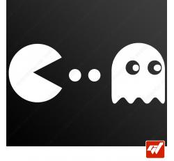 Stickers Fun/JDM - Pacman