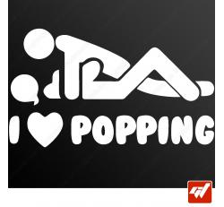 Stickers Fun/JDM - Love