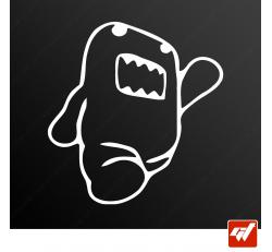 Stickers Fun/JDM - Domokun