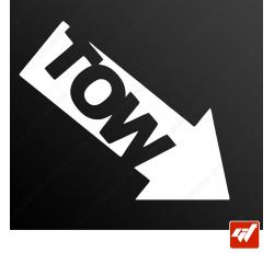 Stickers Fun/JDM - Tow