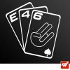Stickers Fun/JDM - Bmw E46