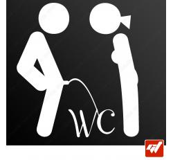 Stickers Fun/JDM - WC