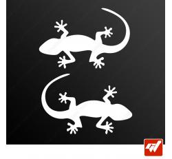 Stickers Fun/JDM - Gecko