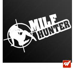 Stickers Fun/JDM - Milf hunter