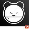 Stickers Fun/JDM - Panda