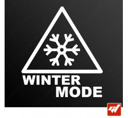Stickers Fun/JDM - Winter mode