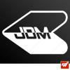 Stickers Fun/JDM - Fleche JDM