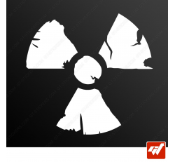 Stickers Fun/JDM - Atomic