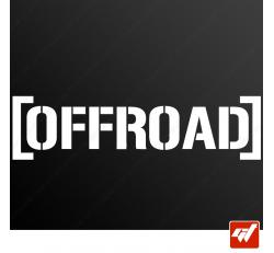 Stickers Fun/JDM - Offroad