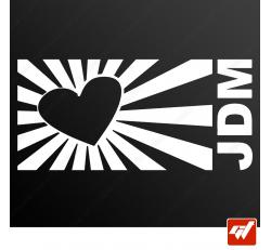 Stickers Fun/JDM - Japan Love