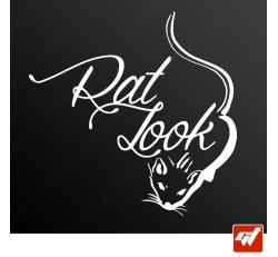 Stickers Fun/JDM - Rat look
