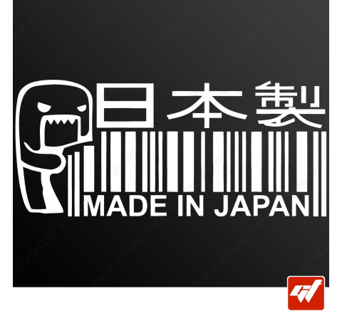Stickers Fun/JDM - Made in Japan