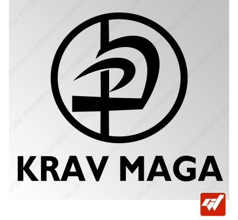 Stickers Fun/JDM - Krav Maga