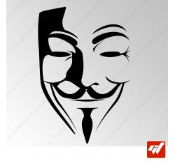 Stickers Fun/JDM - Anonymous