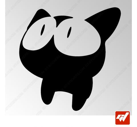 Sticker chat manga