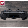 4X Stickers PS4 LIGHT BAR - point laser dot