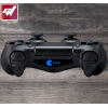 4X Stickers PS4 LIGHT BAR - Pacman