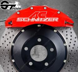 Kit stickers AC Schnitzer pour étriers de frein