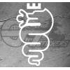 Stickers alfa romeo roi biscione