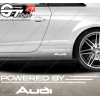 Kit Stickers Powered by Audi