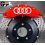 Sticker Logo Etoile Mercedes AMG