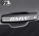 2x Stickers BMW pour poignées de porte