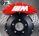 Kit 4x Stickers BMW M pour étriers de frein