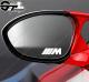 Kit 3x Stickers BMW M pour rétroviseurs